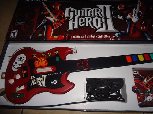 hero ps2 guitar