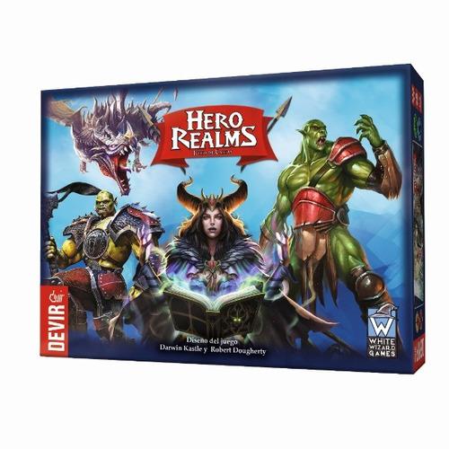 hero realms - juego de cartas en español
