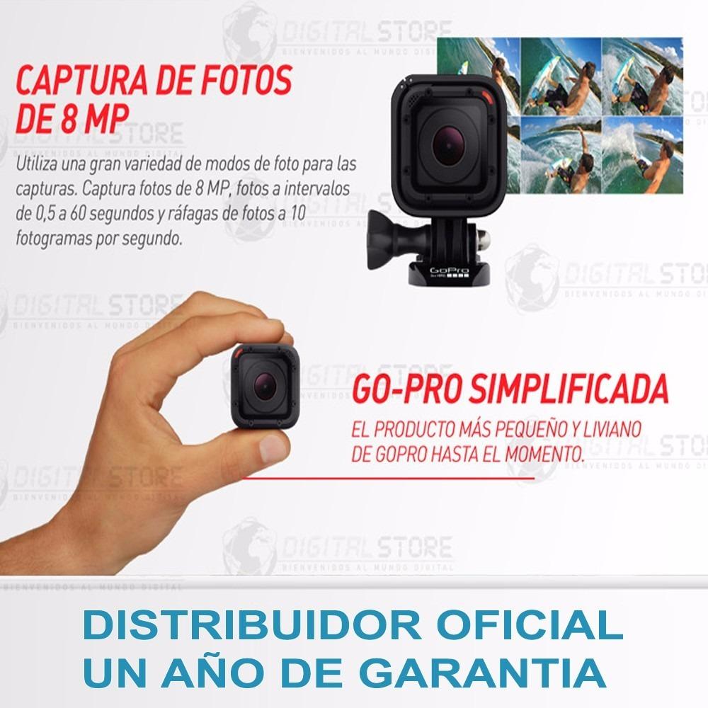 Camara Deportiva Gopro Hero 4 Session F Hd Sumergible Go Pro ...