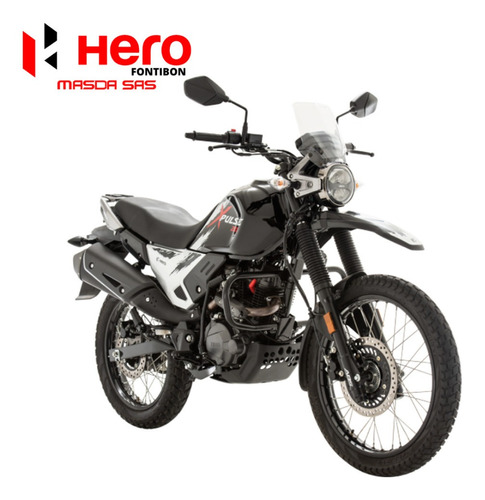 hero xpulse 200 2021 nueva credito / contado