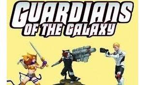 heroclix - guardianes de la galaxia - minis sueltas