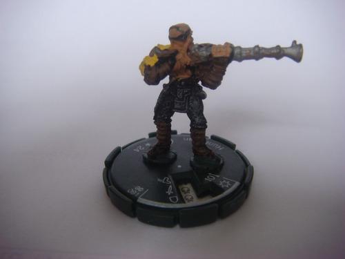 heroclix  - huntsman 024  # 91 ( jr 15)