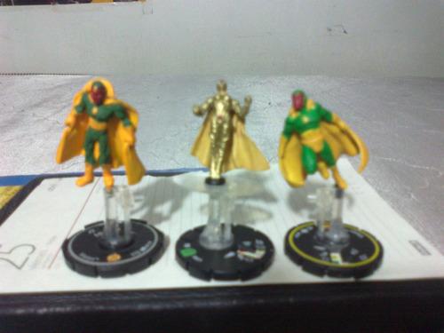 heroclix vision avengers vengadores