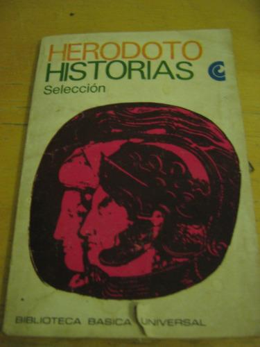 herodoto, historias