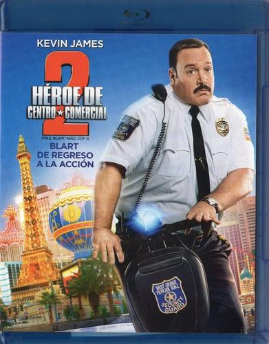 heroe de centro comercial 2 kevin james pelicula blu-ray