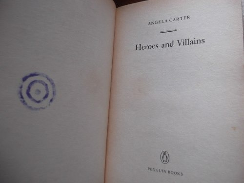 heroes and villains angela carter en ingles original