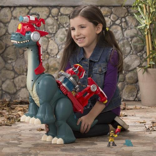 heroes chomp squad - blazeasaurus y sparks mckenzie - din...