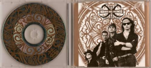 heroes del silencio cd single entre dos tierras bunbury. Black Bedroom Furniture Sets. Home Design Ideas