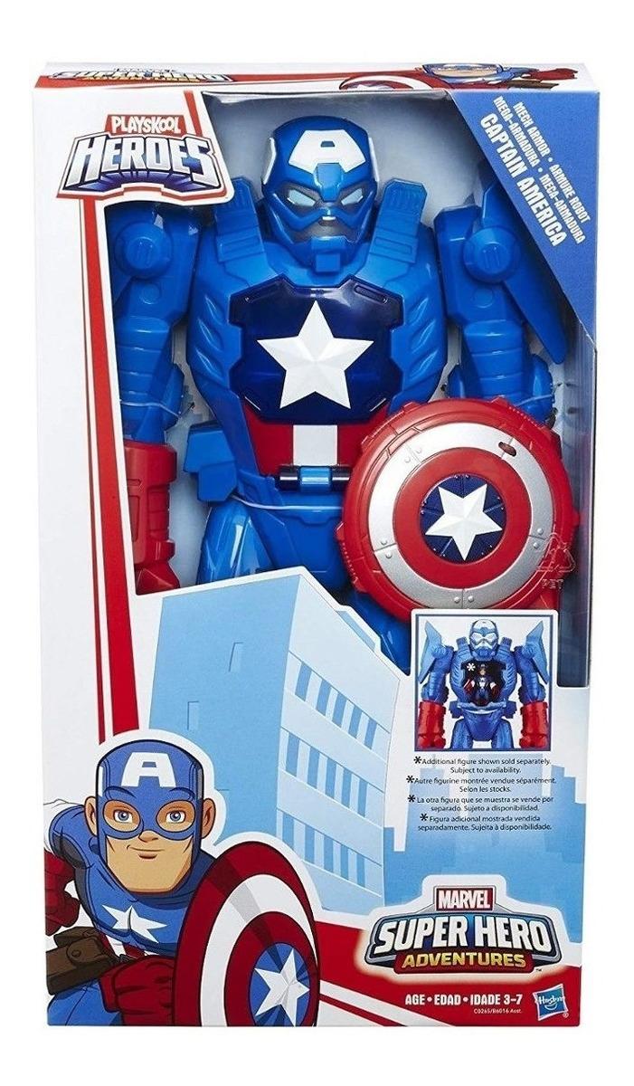 "Playskool Héroes Marvel Super héroe aventuras 2.5/"" figura-Elige Tu Personaje"