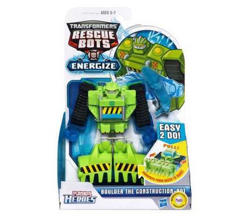 heroes playskool transformers rescue bots en 4 modelos