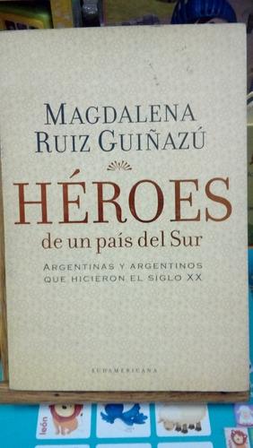 heroes - ruiz guiñazu - usado - devoto