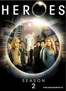 heroes temporada 2 dvd original nueva sellada