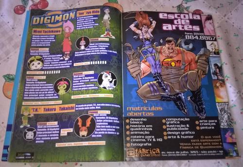 herói 2000 - edições 09,13,14 e 18