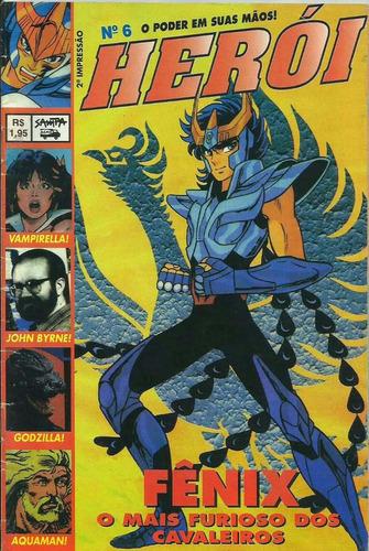 heroi gold nº: 06 e 42 (década de 90)