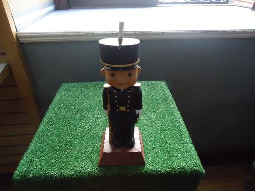heroico colegio militar alcancía cadete