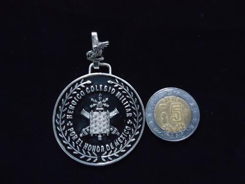 heroico colegio militar medalla