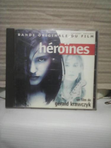 heroines. bande originale du film. cd.