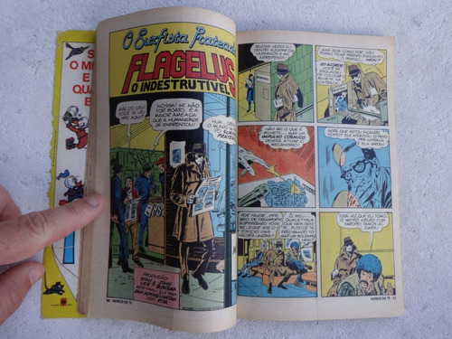 heróis da tv nº 5 - thor - miss marvel - mestre kung fu 1979
