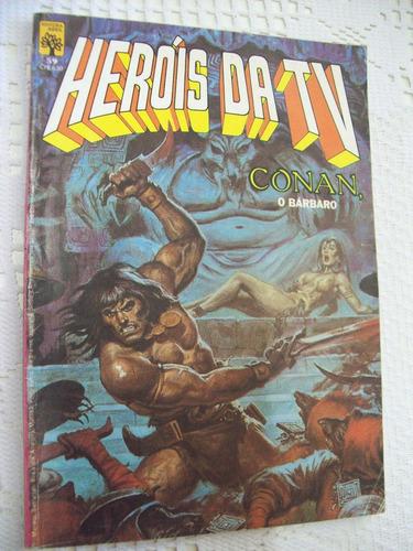 heróis da tv nº 59: os vingadores - conan surfista prateado