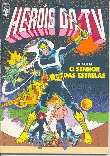 heróis da tv nº 71