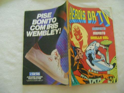 heróis da tv nº52 outubro 1983 editora abril leia descrição!