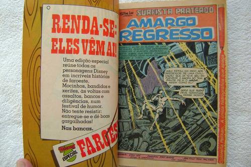 heróis da tv nº70 abril 1985 editora abril quase banca!