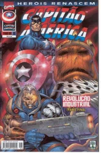 herois renascem capitão america 06 - bonellihq cx256 d18