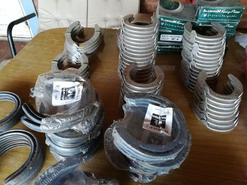 herraduras de aluminio - lote