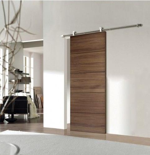 herraje deslizable p/puerta corrediza/acero inoxidable.