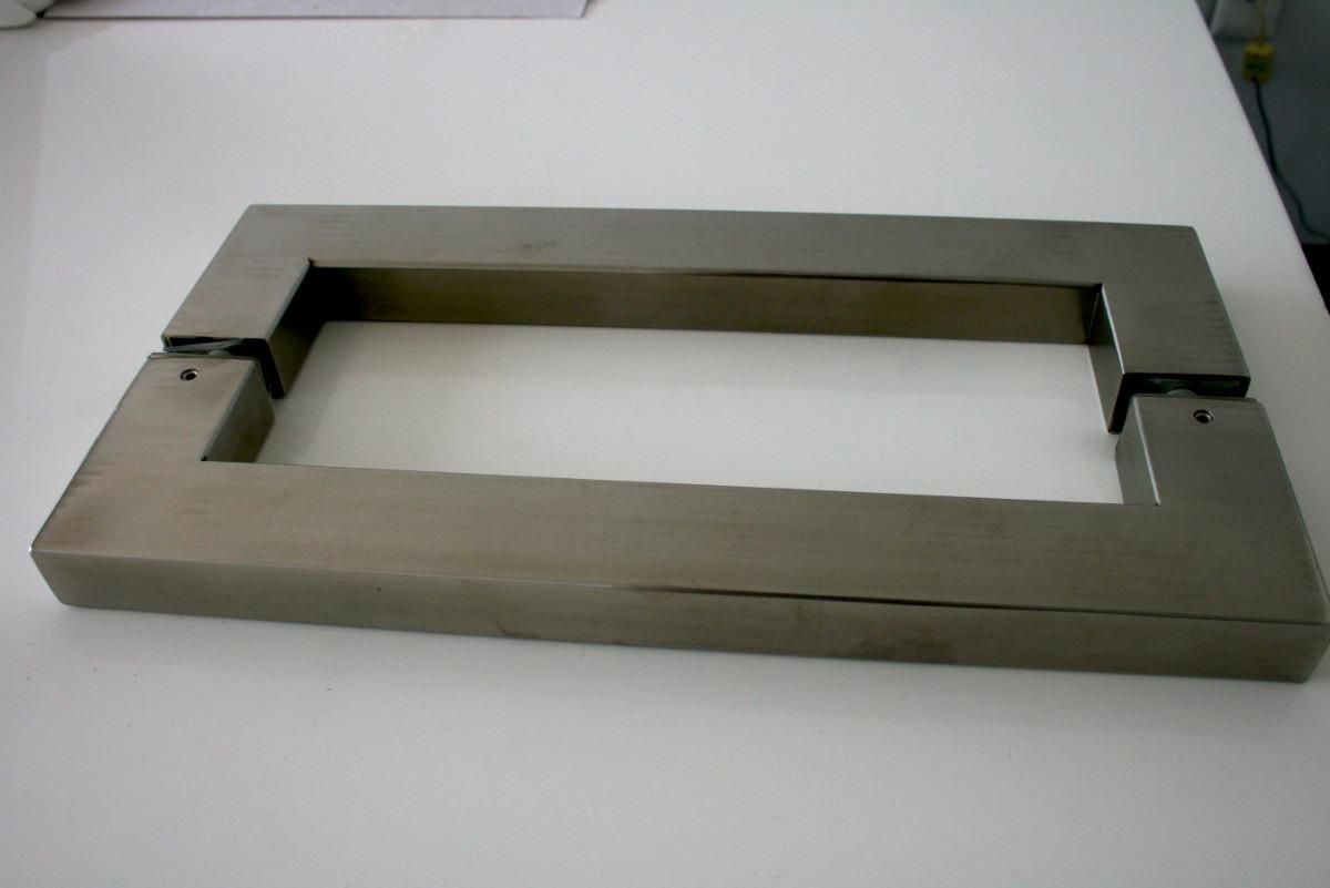 Herraje jaladeras para puerta de madera cristal o vidrio for Vidrios para puertas de madera