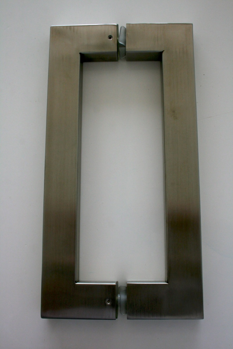herraje jaladeras para puerta de madera cristal o vidrio