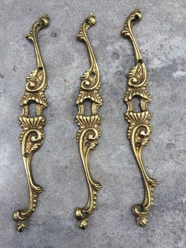 herrajes bronce boca llave ropero antiguo