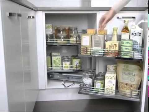 Herrajes esquinero de cocina magic corner bs for Esquineros para cocina