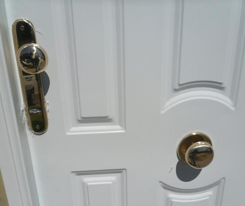 herrajes manijon de bronce para puertas y portones