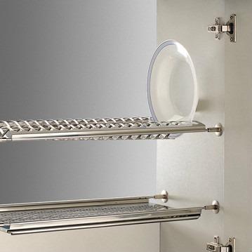 herrajes y accesorios para cocinas empotradas platera 80 cm