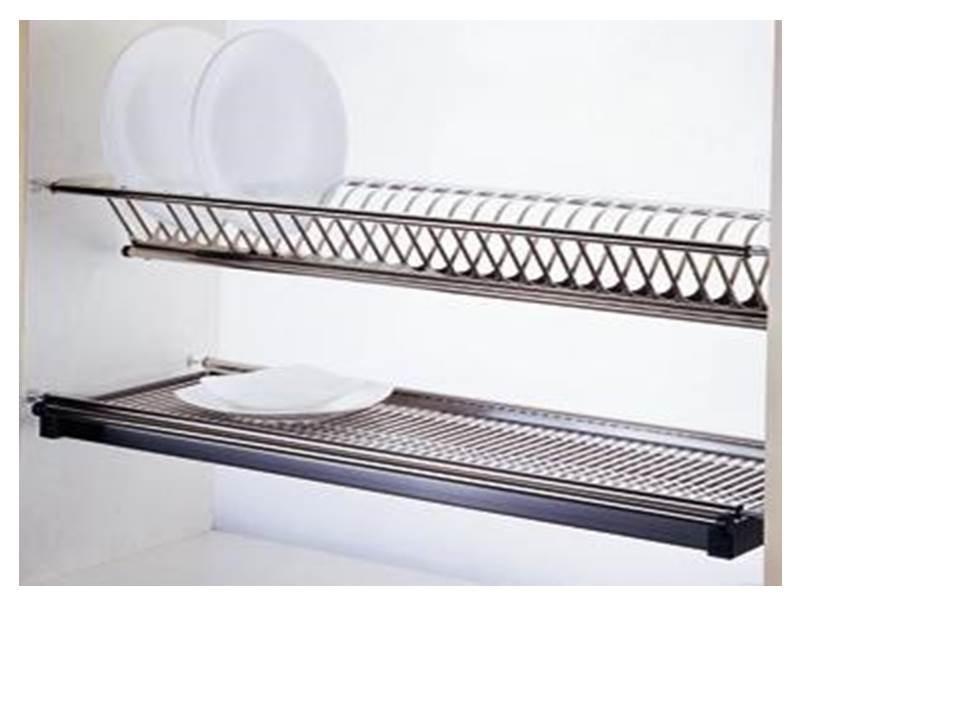 Herrajes y accesorios para cocinas empotradas platera 90 for Accesorios para cocina en acero inoxidable