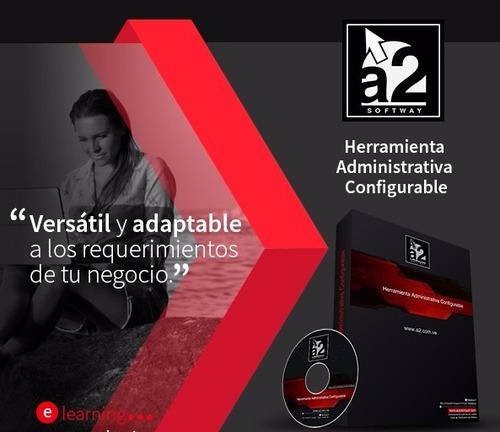 herramienta administrativa configurable .a2