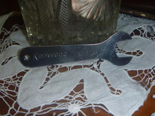 herramienta antigua llave kenwood ( art. 2308)