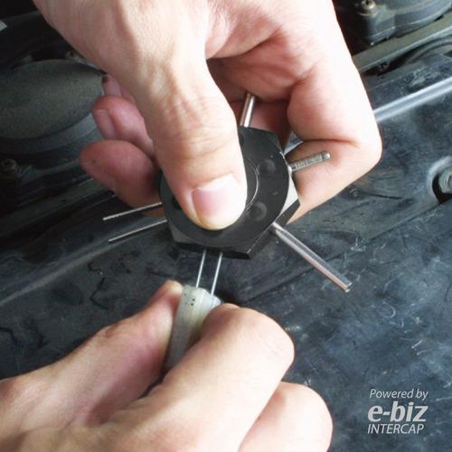 herramienta bike service para reparar terminales de cables