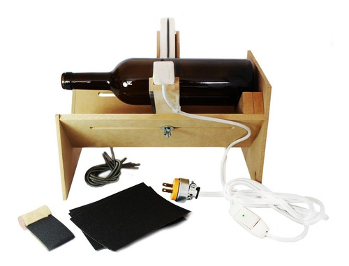 herramienta cortadora de botellas de vidrio *versión básica*