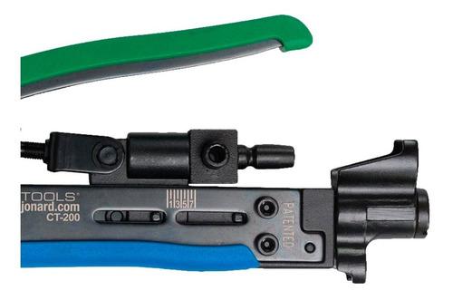herramienta de compresión universal   jonard tools   ct-200