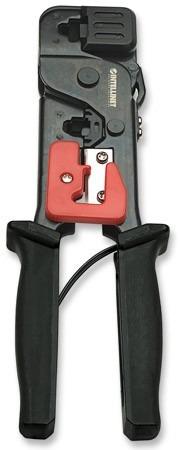 herramienta de crimpeo para plug modular intellinet