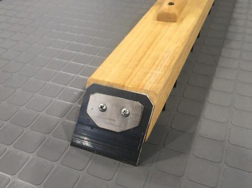 herramienta ferrocarril yesero 62 cm acero  o f e r t a !!!!