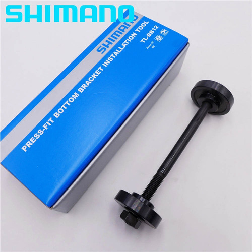 herramienta instala caja pedalera press fit shimano tl-bb12