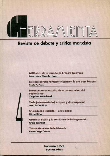 herramienta nº4 - julio de 1997