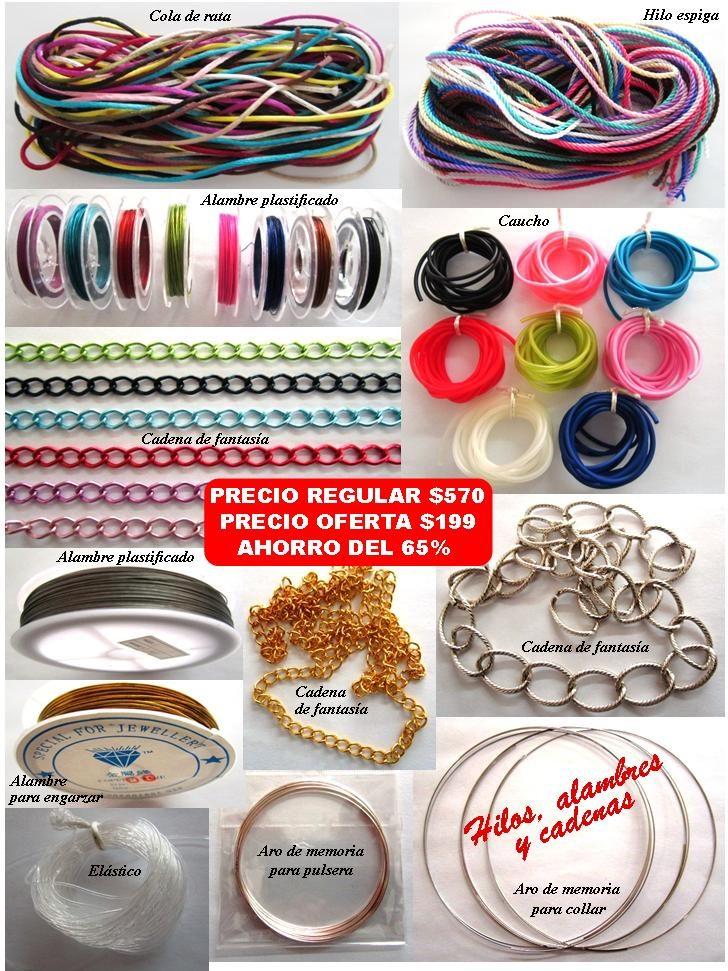 Donde Comprar Materiales Para Hacer Collares Y Pulseras Fácil De Hacer