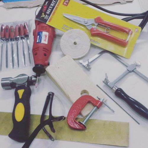 herramienta para orfebrería.