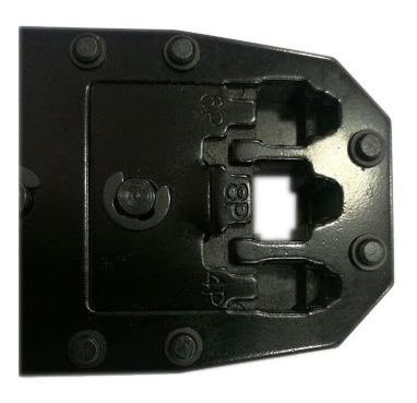 herramienta ponchadora y pelacable rj45 rj11 3640