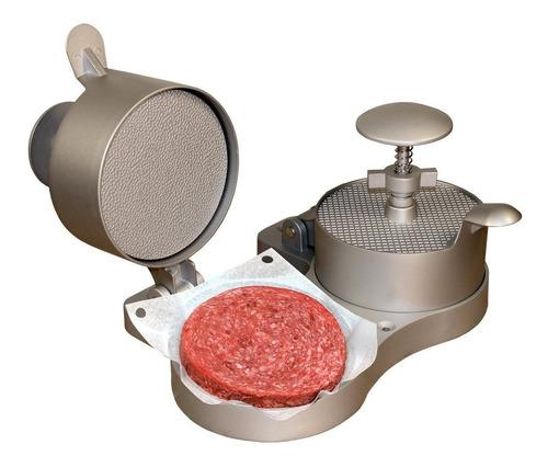 herramienta weston preparar rellenar hamburguesas cocina x2