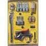 Kit De Pistola De Aire Y Accesorios Para Compresor, 14 Pzas